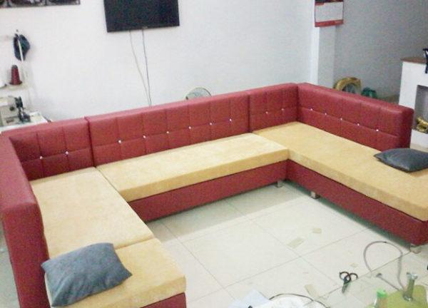 bàn ghế sofa karaoke 005