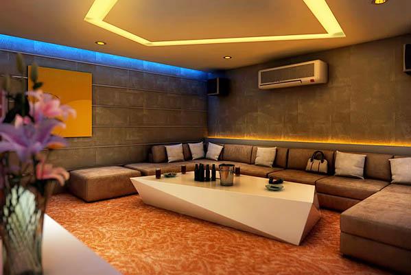 ghế sofa karaoke sang trọng 007