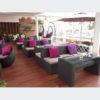 ghế sofa quán cafe 019