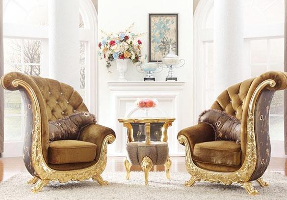 ghế sofa cổ điển đẹp