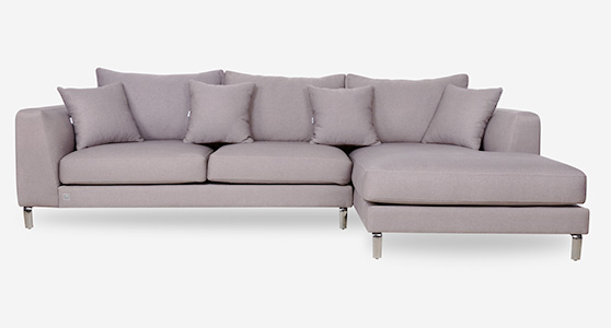 sofa bọc vải