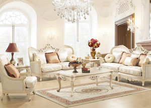 sofa cổ điển phong cách châu Âu