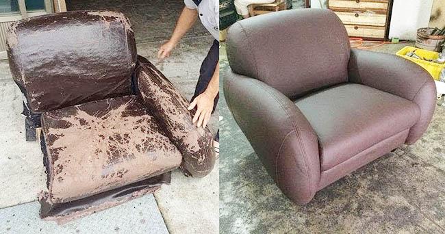 bọc lại ghế sofa