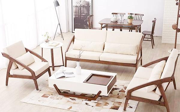 bàn ghế sofa từ công ty sản xuất chất lượng