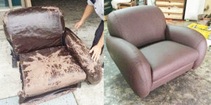 bọc lại ghế sofa tại TPHCM