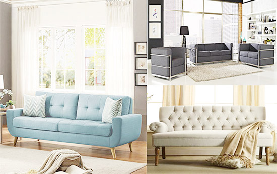 mẫu ghế sofa cao cấp chất lượng