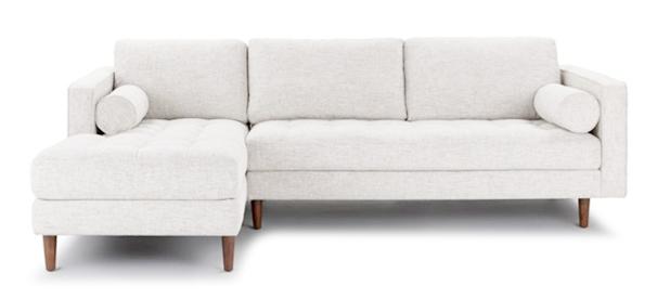 đặc điểm sofa chữ L tại sofadep