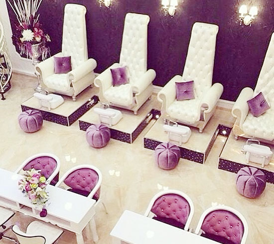 Chuyên bọc ghế sofa Nail Giá tốt tại TP.HCM