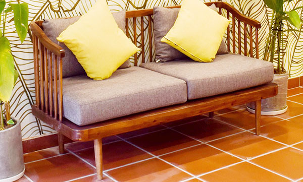 bọc ghế sofa cafe