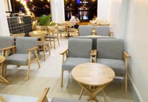 sofa cafe cao cấp