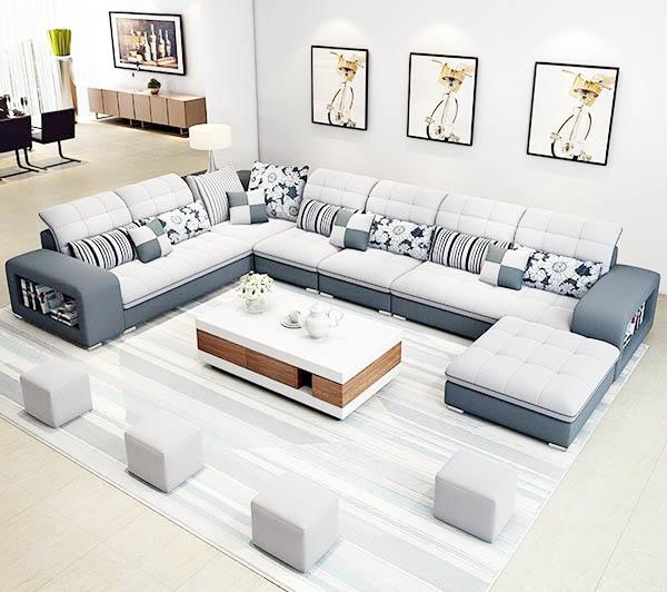 bọc sofa góc chữ U uy tín