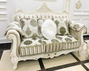 bọc sofa tân cổ điển