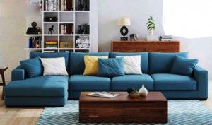 cách chọn nơi bọc sofa vải nỉ