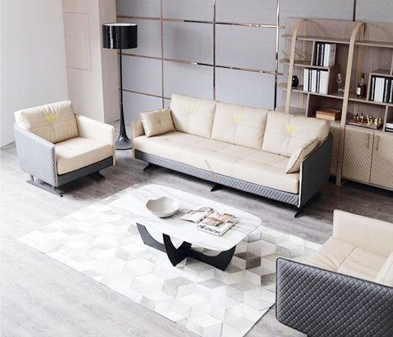 cách chọn xưởng bọc sofa văn phòng