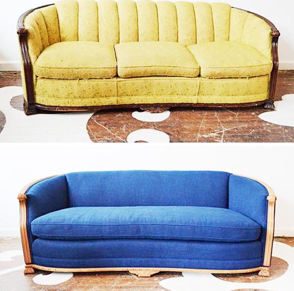 mua mới hay bọc lại sofa cũ