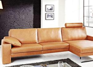 sofa da bò cao cấp